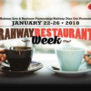 Rahway Restaurant Week 2018