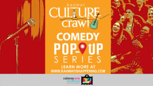 Culture Crawl Pop Up Comedy at Melao Cafe @ Melao Cafe and Creamery