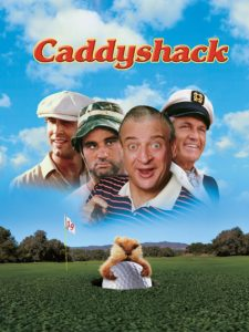 Classic Film Series on 35mm: Caddyshack @ UCPAC Main Stage