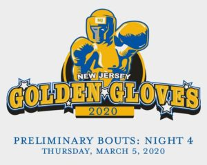 Golden Gloves 2020: Preliminary Bouts Night 4 @ UCPAC Main Stage