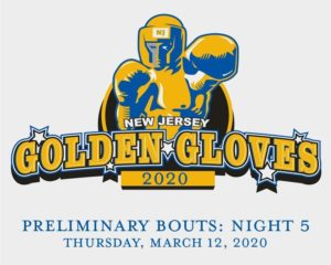 Golden Gloves 2020: Preliminary Bouts Night 5 @ UCPAC Main Stage