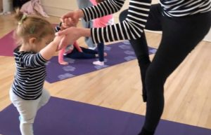 Toddler and Me - Free Yoga Class @ OneNest Yoga