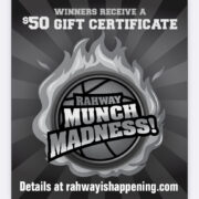 Best Way to Enjoy March Madness? Rahway's Munch Madness!