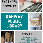 Rahway Public Library Expanding Services