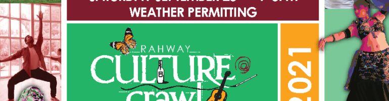 """Call for """"Emerging"""" Artists – Culture Crawl 2021"""
