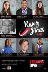 Rahways Own Rising Stars 2017 FINAL